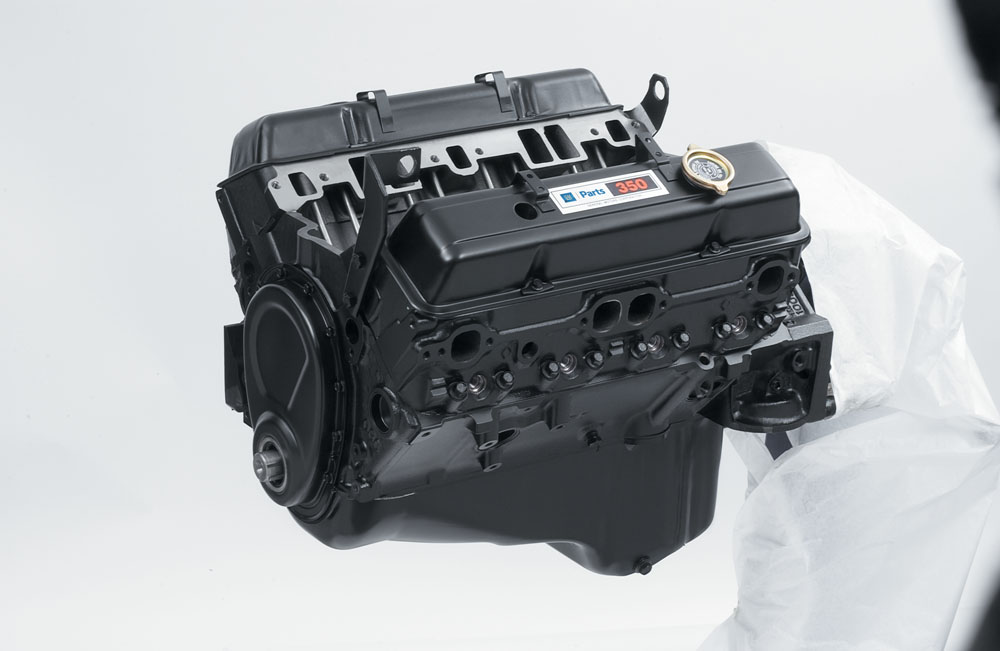 GM Base 350 / 5.7L Truck Motor 195 HP