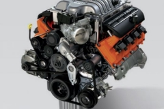 Hellcat 6.2-Liter Supercharged HEMI Engine