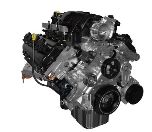 2016 5.7L HEMI Engine